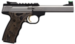 "Browning Buck Mark Plus Stainless UDX SS .22 LR 5.5"" bbl 051531490"