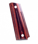 KIMBER ROSEWOOD BALL MILLED SLIM GRIPS FULL LENGTH 1000268A