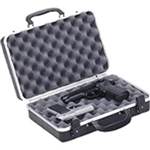 "PLANO GUN GUARD DLX DOUBLE PISTOL CASE 13.75"" BLACK 1010402"