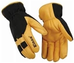 KINCO LINED DEERSKIN GLOVES
