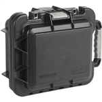 PLANO FIELD LOCKER MEDIUM PISTOL CASE BLACK 109130
