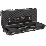 PLANO FIELD LOCKER COMPOUND WHEELED HARD BOW CASE 109600