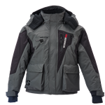 Striker Ice Predator Jacket, Gray/Black, Large