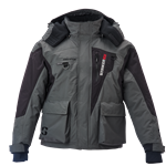 Striker Ice Predator Jacket, Gray/Black