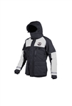 Striker Ice Mens Climate Ice Fishing Jacket Gray/Black