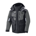 Striker Ice Climate SureFlote Jacket Black/Gray