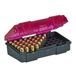 PLANO 50 COUNT HANDGUN AMMO CASE 122450