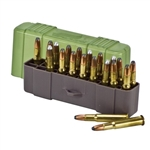 PLANO 20 ROUND SMALL RIFLE AMMO CASE 122820