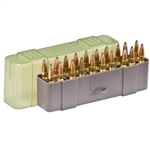 PLANO 20 ROUND MEDIUM RIFLE AMMO BOX 122920