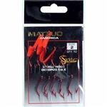 MATZUO SICKLE OCTOPUS #2 RC FISHING HOOK 141061-2