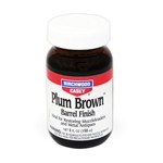 BIRCHWOOD-CASEY PLUM BROWN BARREL FINISH 5 OZ 14130
