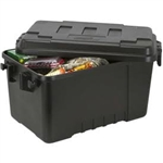 PLANO SMALL SPORTSMANS TRUNK 56QT TOTE BLACK 1619-00