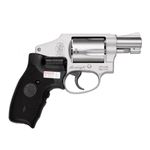 "Smith & Wesson 642 Crimson Trace .38 SPL +P 1.875"" bbl 163811"