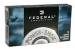 Federal Power Shok 243 Win. 80gr Soft Point