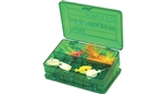 PLANO 14 COMPARTMENT DOUBLE SIDED STOWAWAY GREEN 321407
