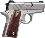 Kimber 3300103 Micro Stainless Rosewood 380