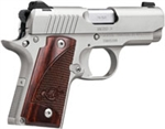 "Kimber Micro 9 Stainless Rosewood 9mm 3.15"" 3300158"
