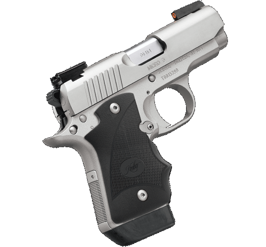 Kimber Micro 9 Stainless DN 9mm 3 15