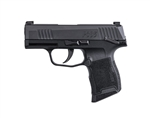 "Sig Sauer P365 Manual Safety 9mm 3.1"" bbl 365-9-BXR3-MS"