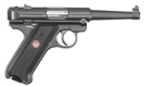 "Ruger Mark IV Standard 22LR Blued 4.75"" bbl 40104"