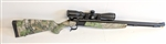 CVA Optima V2 Camo Nitride .50 with Thompson Center 3-9x40