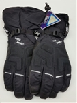Striker Lake Effect Thermadex Winter Gloves - XXLarge - Black - ** Waterproof **
