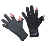 Striker Ice Elements Grip Gloves Black Neoprene