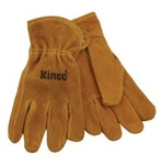 KINCO COWHIDE GLOVES YOUTH