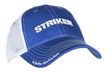 Striker Elements Premium Mesh Logo Ball-cap Adjustable Strap Closure