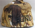 STRIKER BLIND SNOWFIELD CAMO BEANIE - 508540
