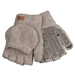 KINCO RAG WOOL GLOVES LG