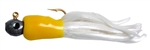 BETTS MINI TUBE JIG 1/32 OZ YELLOW PEARL 3PK 54-3-3-7