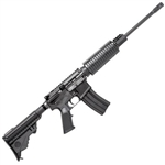 "DPMS 60531 Oracle Semi Auto Rifle .223 Rem/5.56 NATO 16"" Barrel 30 Rounds Polymer Grip Collapsible Stock Black Finish"