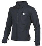 Striker Ice Climate Mens Black Jacket - Waterproof/Windproof/Breathable Sz. Medium