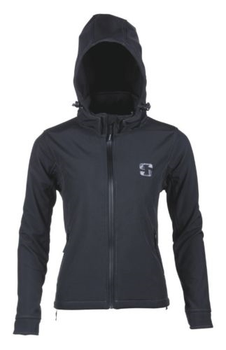 Striker Ice Women's Performance Hoody Black Size 14
