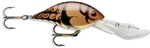 "LUHR JENSEN HOT LIPS EXPRESS 2-3/4"" 1/2 OZ ORANGE BROWN CRAW 6554-012-1422"
