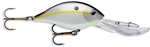 "LUHR JENSEN HOT LIPS EXPRESS 3-1/4"" 3/4 OZ GUN METAL SHAD 6554-034-1425"
