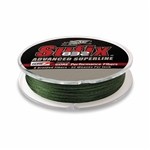 SUFIX ADVANCED SUPERLINE BRAID 10# 150YDS LO-VIS GREEN 660-010G