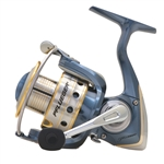 PFLUEGER PRESIDENT SPIN REEL, RH, 10BB 5.2:1 RETRIEVE, BRAID 8/250, 10/220, 14/160, MONO 6/230, 8/185, 10/155 6935X
