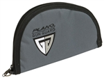 "PLANO 700 SERIES 13"" SOFT PISTOL CASE LT GRAY/BLACK 71300"