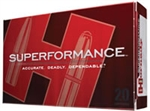 Hornady Superformance Rifle Ammunition 83274 223 Remington Gliding Metal Expanding 55 GR 20 Rd/bx