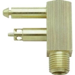 "ATTWOOD FUEL HOSE FITTING 1/4"" MERCURY 8873-6"