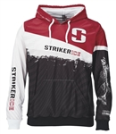 Striker Ice Havoc Hoody - Red/White/Black - 3X-Large