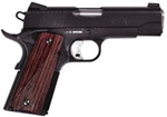 "Remington 1911 R1 Commander Carry Pistol 96335 45 ACP 4.25"" Cocobolo Grip Stainless Finish"