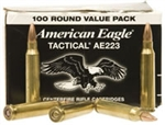 Federal AE223BL 223 Remington 55 GR FMJ