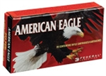 Federal American Eagle Rifle Ammunition AE308D 308 Winchester Metal Case Boat-Tail 150 GR 2820 fps 20 Rd/bx