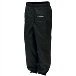 FROGG TOGGS MEN'S ALL PURPOSE BLACK RAIN PANT - XXL