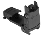MISSION FIRST TACTICAL BACK UP POLYMER FLIP UP REAR SIGHT BUPSWR