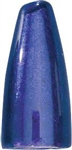 BULLET PAINTED BULLET WEIGHTS 1/4 OZ PURPLE 5/BAG BWP14