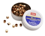 CCI #11 Magnum Percussion Caps 100 Rounds